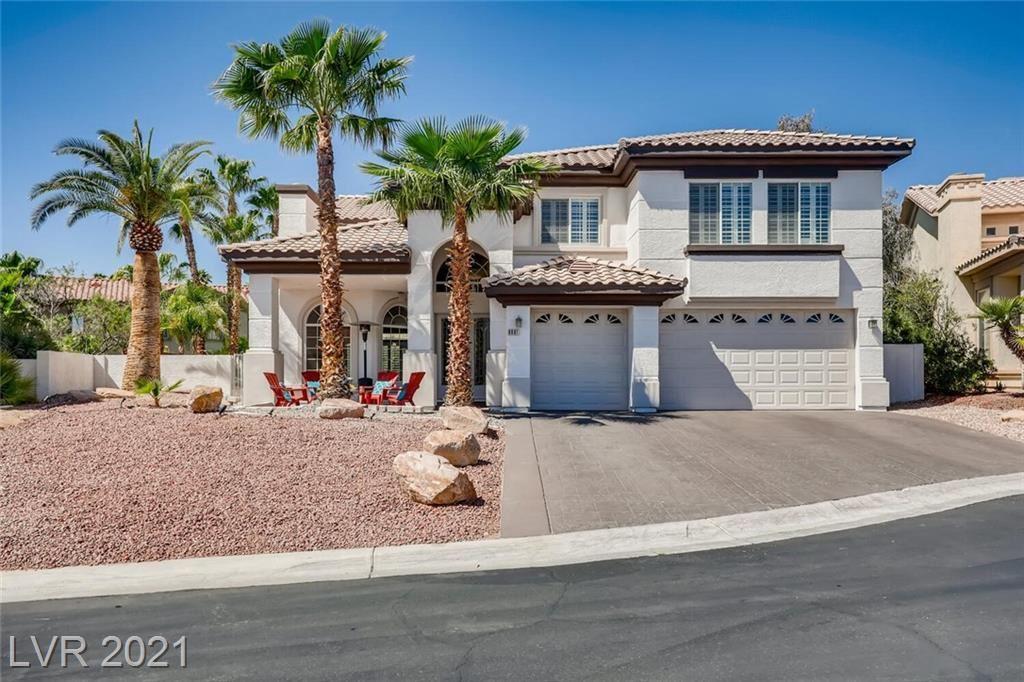 8881 Paseo Ranchero Court, Las Vegas, NV 89147 - MLS#: 2285510