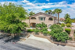 Photo of 400 TRENIER Drive, Henderson, NV 89002 (MLS # 2099511)