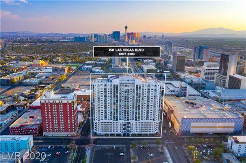 Photo of 150 Las Vegas Boulevard #2303, Las Vegas, NV 89101 (MLS # 2225511)