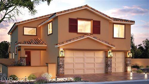 Photo of 4227 Kibraney Avenue #Lot 180, North Las Vegas, NV 89084 (MLS # 2233511)