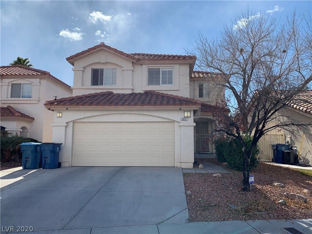 Photo of 1637 BALSAM MIST Avenue, Las Vegas, NV 89183 (MLS # 2161511)