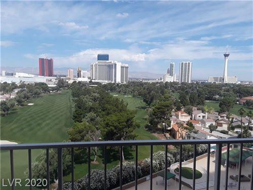 Photo of 3111 Bel Air #11G, Las Vegas, NV 89109 (MLS # 2197512)
