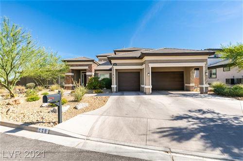 Photo of 230 West Desert Rose Drive, Henderson, NV 89015 (MLS # 2300512)