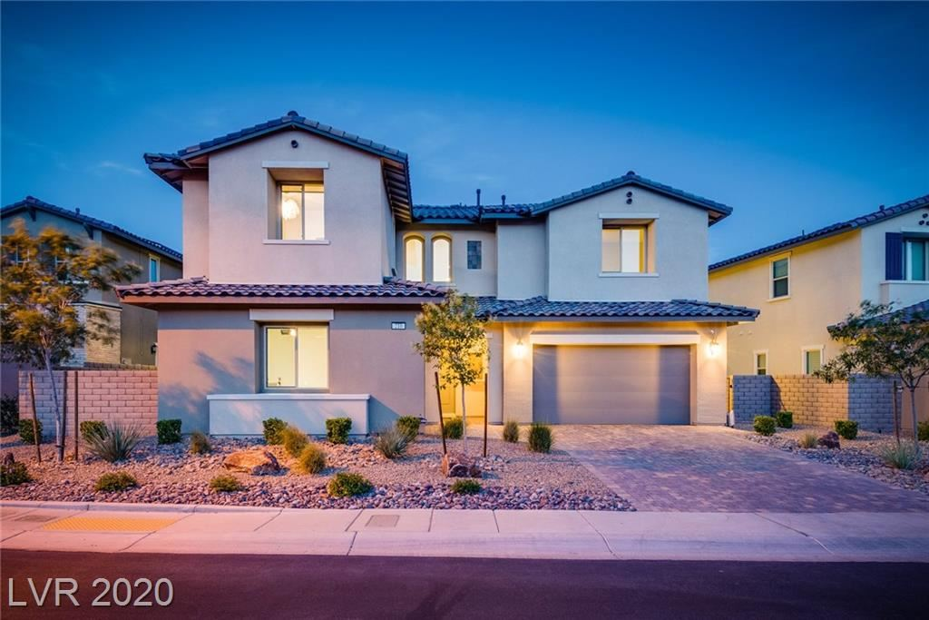 Photo of 210 Tarragona Breeze Avenue, Las Vegas, NV 89138 (MLS # 2205512)
