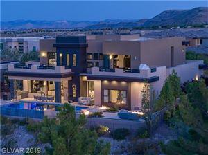 Photo of 74 MEADOWHAWK Lane, Las Vegas, NV 89135 (MLS # 2121514)
