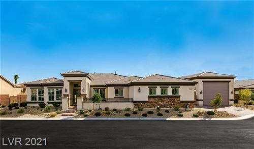 Photo of 5860 Noah Springs Court, Las Vegas, NV 89149 (MLS # 2342514)