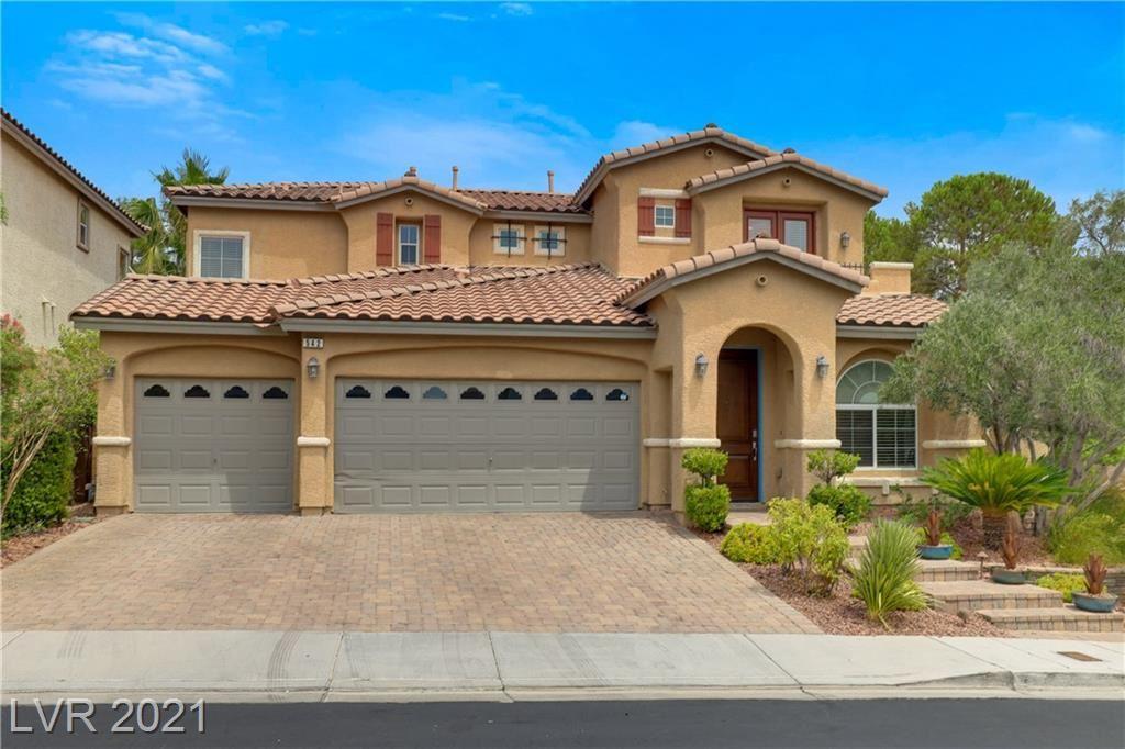 Photo of 542 Los Dolces Street, Las Vegas, NV 89138 (MLS # 2317515)