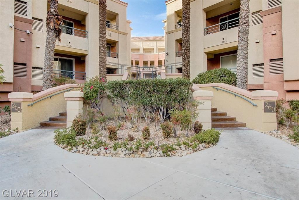 Photo for 260 East FLAMINGO Road #336, Las Vegas, NV 89169 (MLS # 2159516)