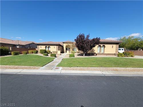 Photo of 6904 Via Bella Luna Avenue, Las Vegas, NV 89131 (MLS # 2341517)