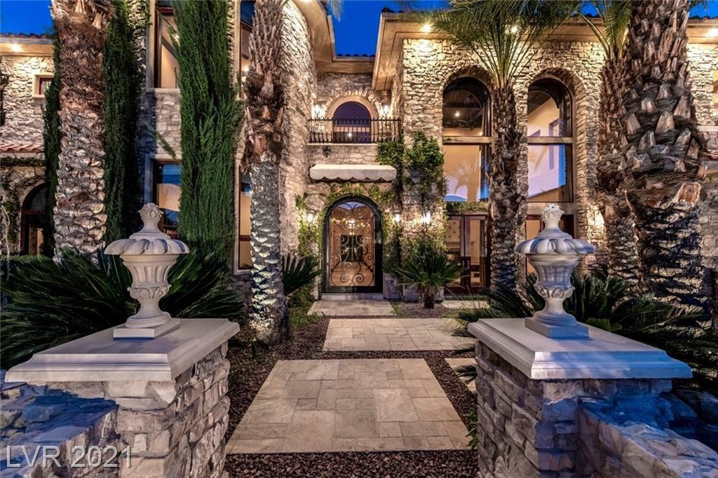 Photo of 2316 Pearl Crest Street, Las Vegas, NV 89134 (MLS # 2274517)