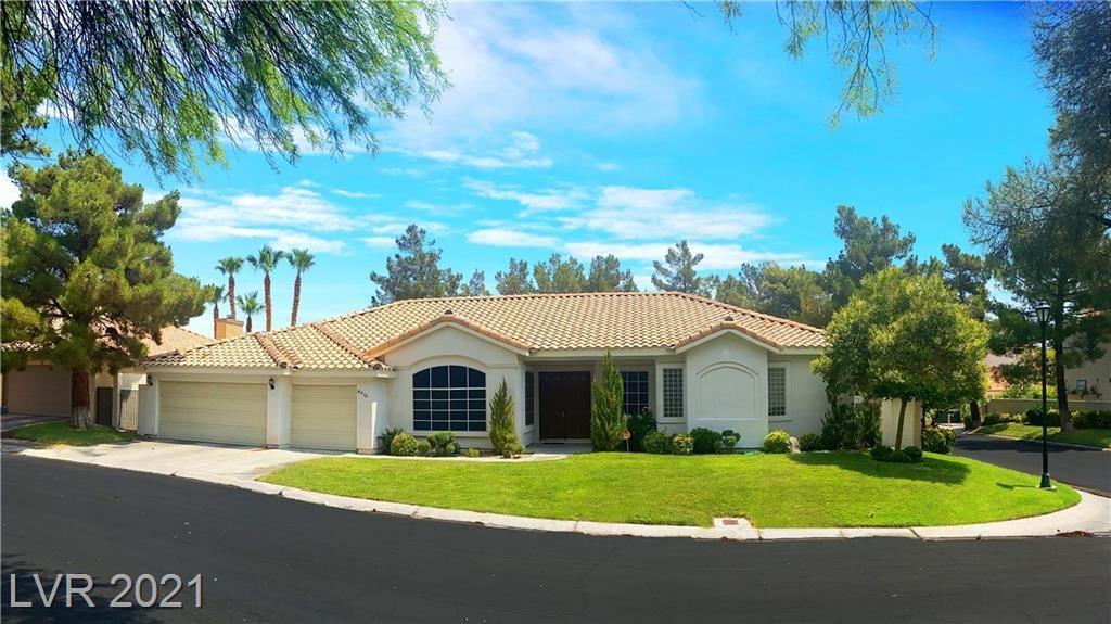 Photo of 8916 Echo Ridge Drive, Las Vegas, NV 89117 (MLS # 2288517)