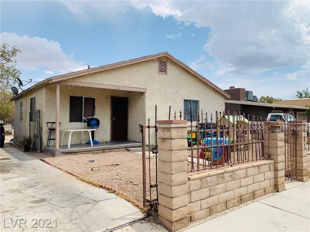Photo of 2540 Arrowhead Street, North Las Vegas, NV 89030 (MLS # 2317517)