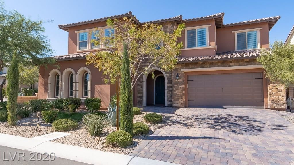 Photo of 12030 Vento Forte Avenue, Las Vegas, NV 89138 (MLS # 2230518)