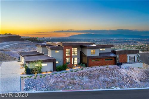Photo of 629 DRAGON PEAK Drive, Henderson, NV 89012 (MLS # 2203519)