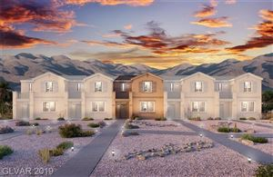 Photo of 1198 MISSION VIEW Court #lot 52, Henderson, NV 89002 (MLS # 2143520)