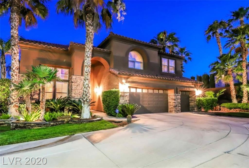 Photo of 363 Highland Hills, Las Vegas, NV 89148 (MLS # 2201521)