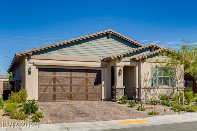 Photo of 744 Rosewater Drive, Henderson, NV 89011 (MLS # 2204521)