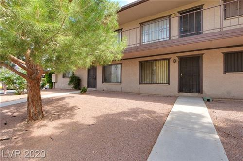 Photo of 605 Royal Crest #5, Las Vegas, NV 89169 (MLS # 2191522)