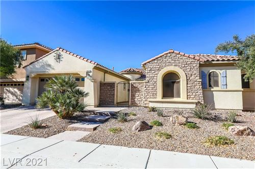 Photo of 8645 Killians Greens Drive, Las Vegas, NV 89131 (MLS # 2271522)