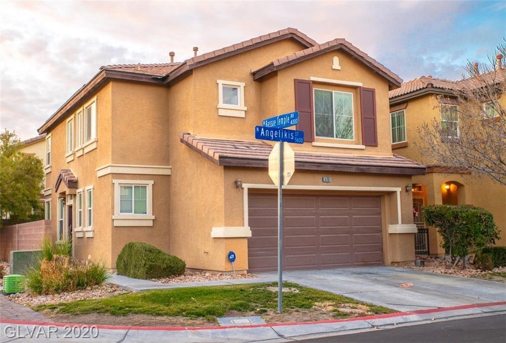 Photo of 5707 ANGELIKIS Street, North Las Vegas, NV 89031 (MLS # 2167522)