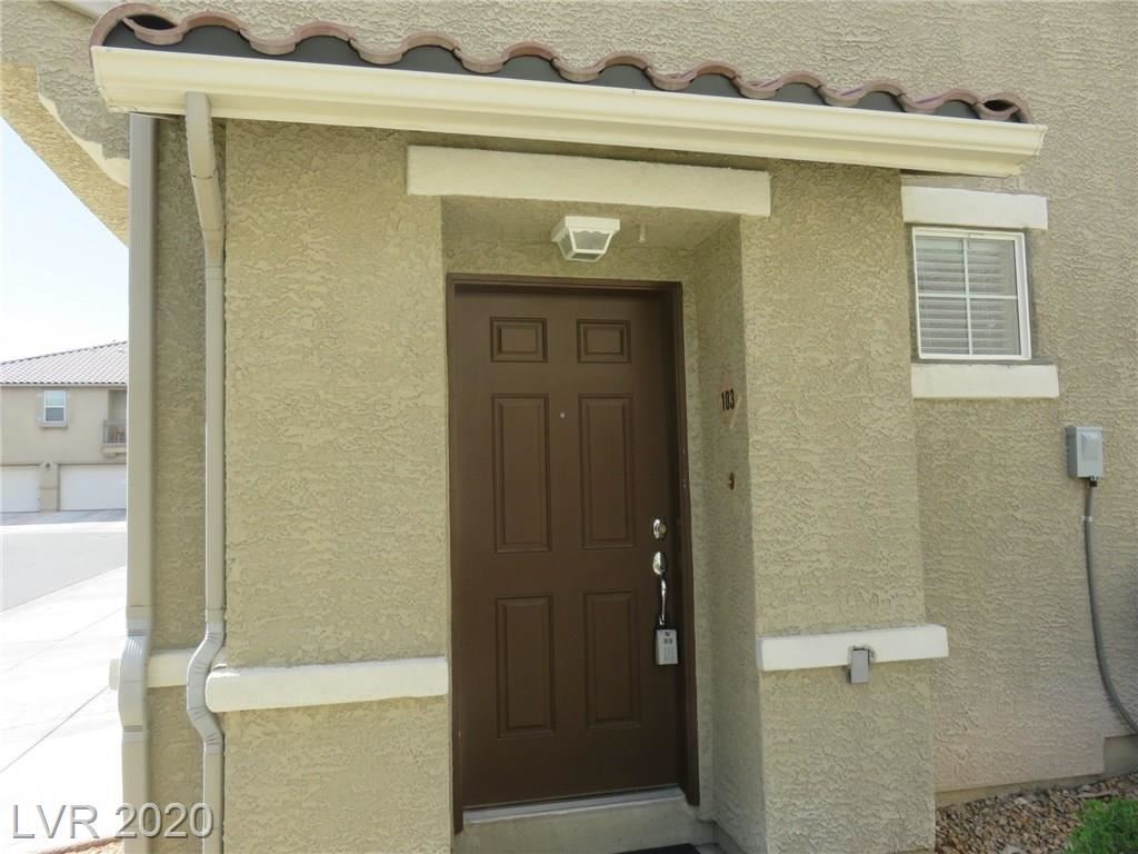 Photo of 390 Clarence House Avenue #103, North Las Vegas, NV 89032 (MLS # 2218522)