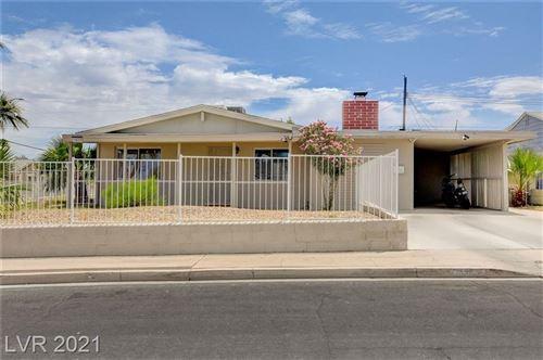 Photo of 1828 Hassett Avenue, Las Vegas, NV 89104 (MLS # 2302523)