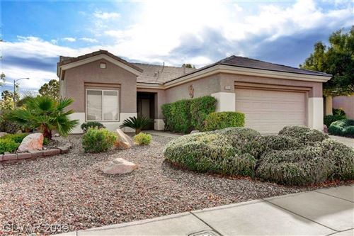 Photo of 2163 EAGLE STICKS Drive, Henderson, NV 89012 (MLS # 2130524)