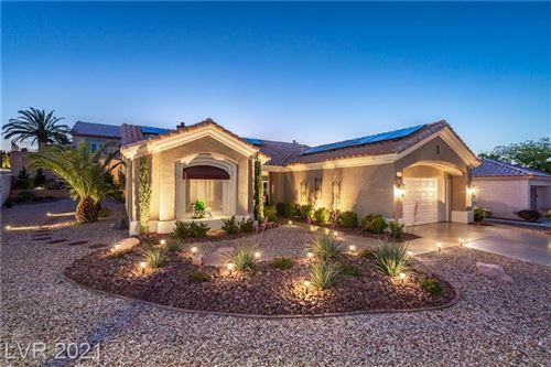 Photo of 2501 Roseworthy Drive, Las Vegas, NV 89134 (MLS # 2294524)
