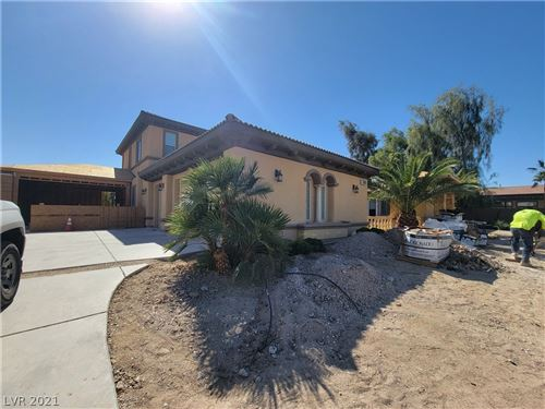 Photo of 7009 Via Bella Luna Avenue, Las Vegas, NV 89131 (MLS # 2341525)