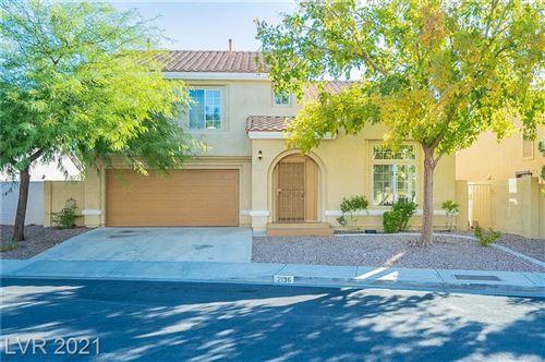 Photo of 2136 Birch Gray Drive, Las Vegas, NV 89134 (MLS # 2343525)