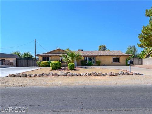 Photo of 5831 Madre Mesa Drive, Las Vegas, NV 89108 (MLS # 2318526)