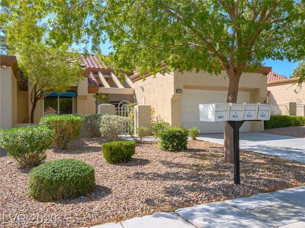 Photo of 8653 Prairie Hill Drive, Las Vegas, NV 89134 (MLS # 2233526)