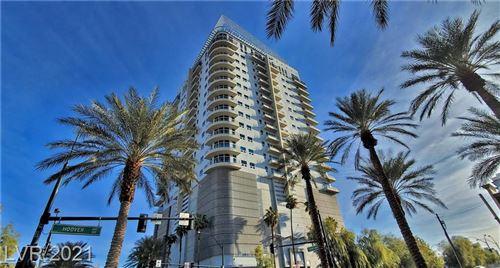 Photo of 200 Hoover Avenue #1107, Las Vegas, NV 89101 (MLS # 2262527)