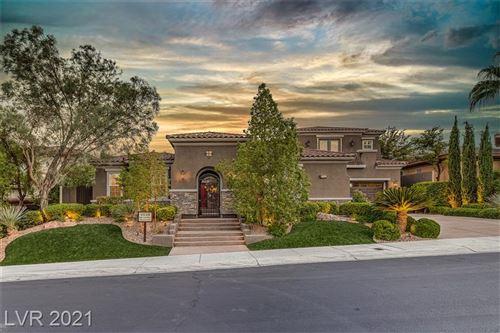 Photo of 11533 Evergreen Creek Lane, Las Vegas, NV 89135 (MLS # 2320527)