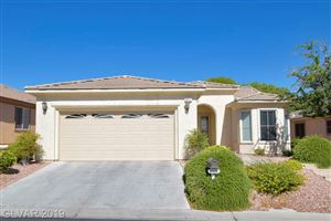 Photo of 4177 PACIFICO Lane, Las Vegas, NV 89135 (MLS # 2113528)
