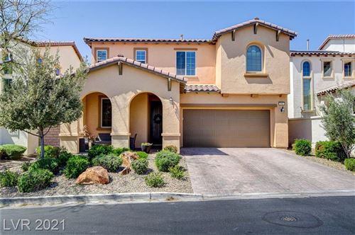 Photo of 551 Signal Peak Street, Las Vegas, NV 89138 (MLS # 2294528)