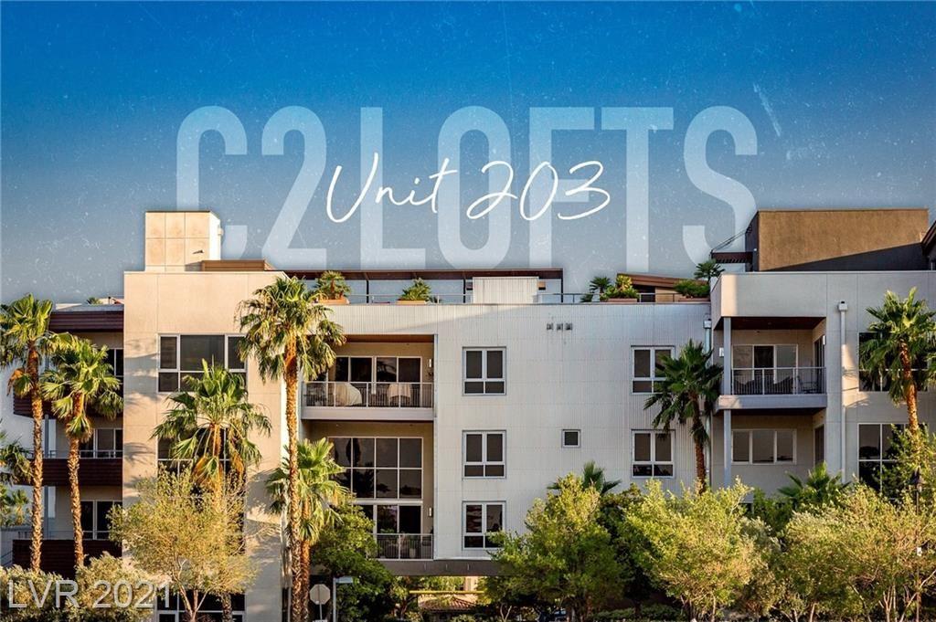Photo of 11441 ALLERTON PARK Drive #203, Las Vegas, NV 89135 (MLS # 2311528)