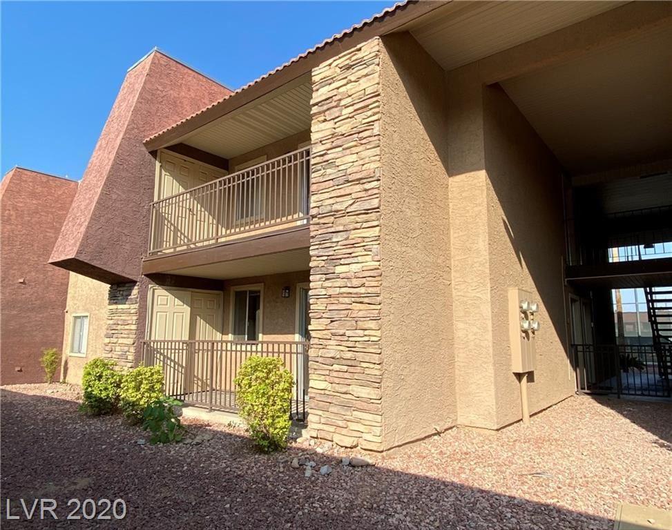 Photo of 5020 Indian River Drive #425, Las Vegas, NV 89103 (MLS # 2233529)