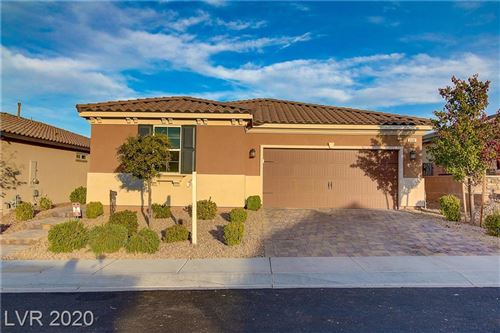 Photo of 2490 Venarotta Street, Henderson, NV 89044 (MLS # 2248530)