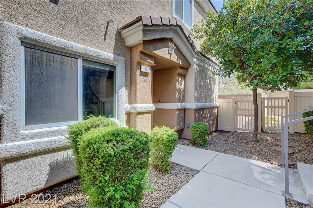 8655 Traveling Breeze Avenue #102, Las Vegas, NV 89178 - MLS#: 2314531