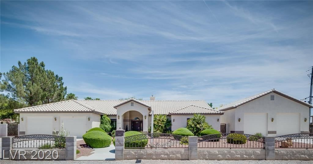 Photo of 5840 Duneville, Las Vegas, NV 89118 (MLS # 2195533)