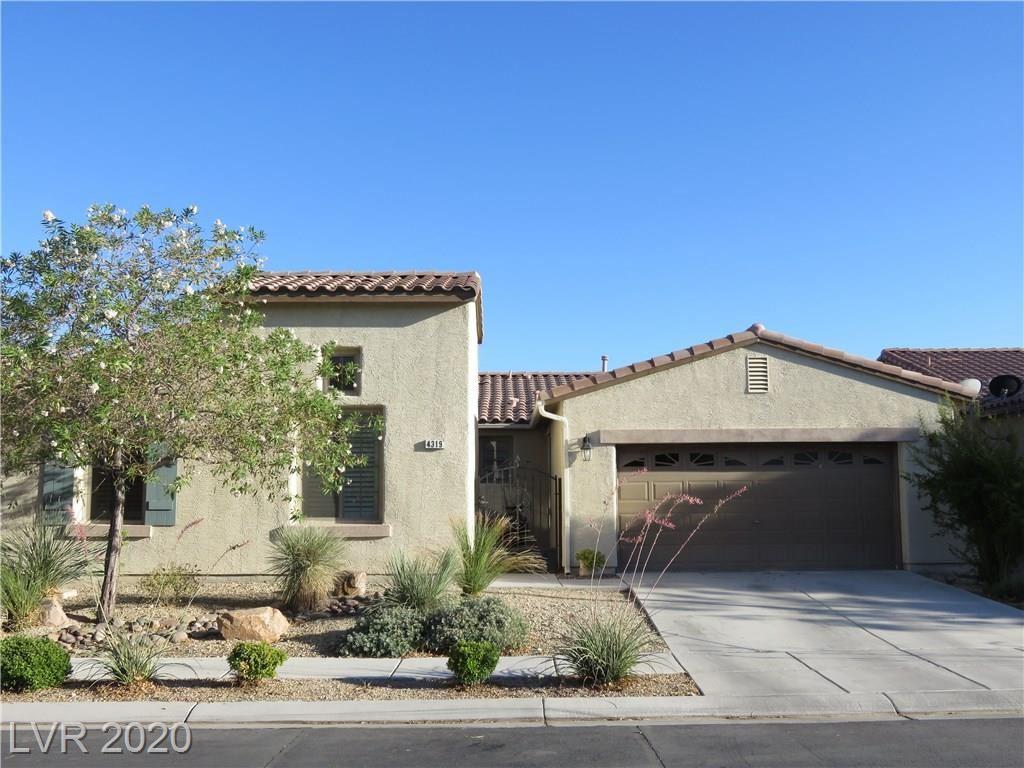 Photo of 4319 Oasis Hill Avenue, North Las Vegas, NV 89085 (MLS # 2208533)