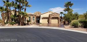 Photo of 5315 GIORNO Court, Las Vegas, NV 89135 (MLS # 2097534)