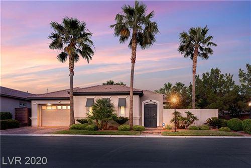 Photo of 3212 Wisteria Tree, Las Vegas, NV 89135 (MLS # 2203534)