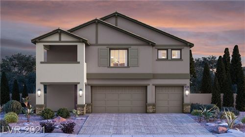 Photo of 3825 Nesting Wren Drive, North Las Vegas, NV 89084 (MLS # 2325536)