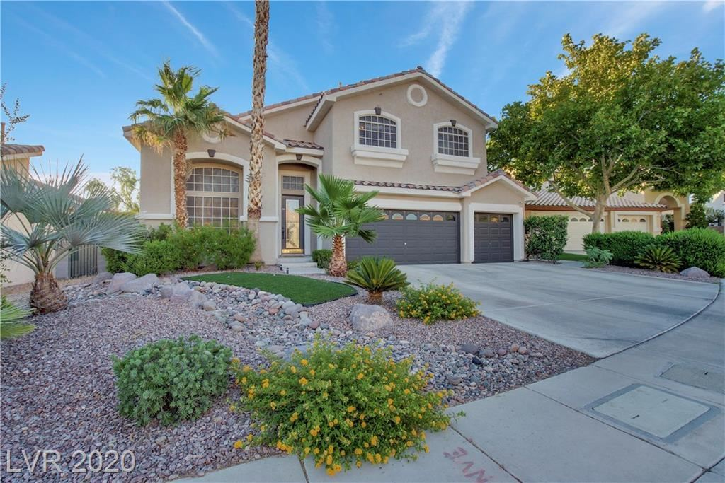 Photo of 3072 Lookout Valley Avenue, Henderson, NV 89052 (MLS # 2210536)
