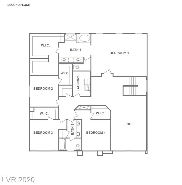 Photo of 4058 Kibraney Avenue #Lot 158, North Las Vegas, NV 89084 (MLS # 2232536)