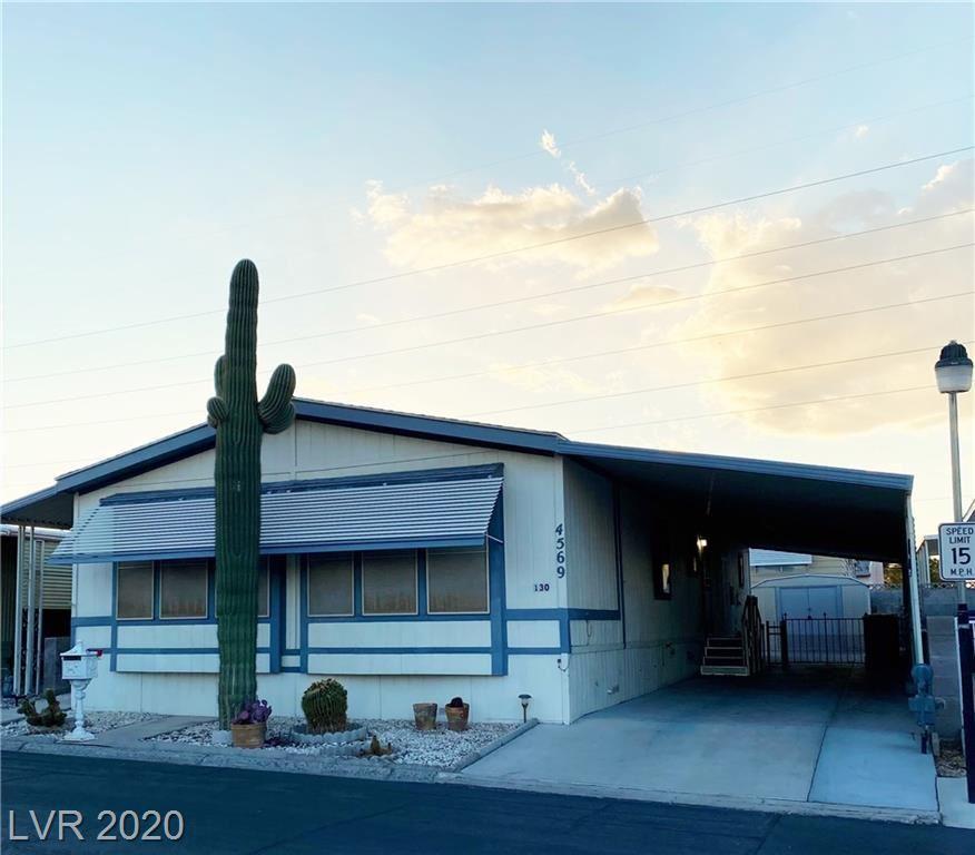 4569 Royal Ridge Boulevard, Las Vegas, NV 89103 - MLS#: 2250536