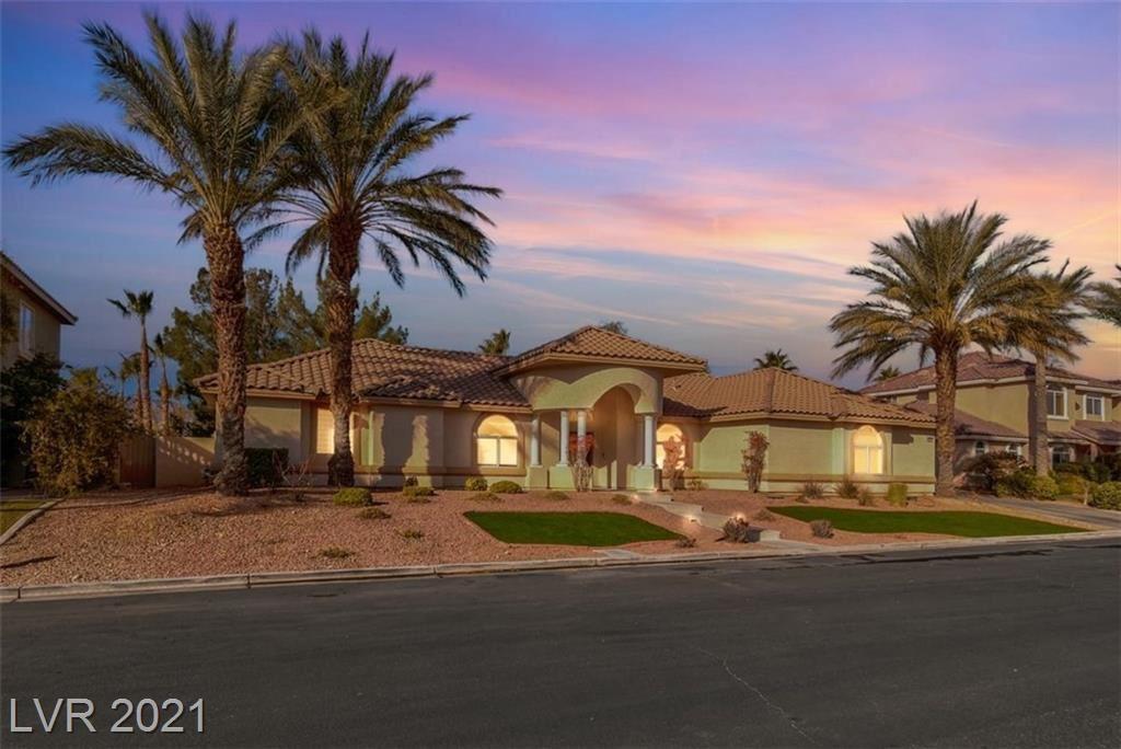 Photo of 4835 Impressario Court, Las Vegas, NV 89149 (MLS # 2261536)