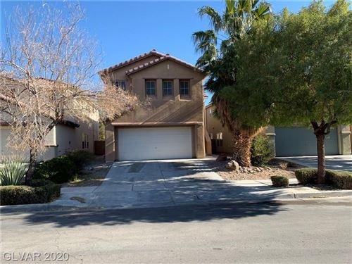 Photo of 6232 MERCER VALLEY Street, North Las Vegas, NV 89081 (MLS # 2165538)
